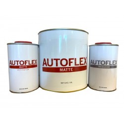 AUTOFLEX™ MATTE TOPCOAT KIT 1L